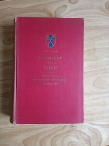 Normandy To The Baltic by Field Marshal Montgomery First Edition