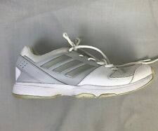 New listing Adidas Women's Barricade Court 3 Shoes White/Grey BB4828 Women's 10.5 Sneakers