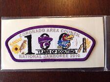 2010 National Scout Jamboree Coronado Area Council JSP Contingent Patch