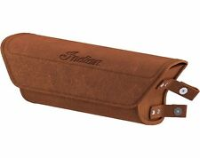 INDIAN SCOUT GENUINE LEATHER WINDSHIELD BAG DESERT TAN 2880901-05