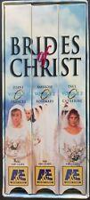 BRIDES OF CHRIST, Full Mini-Series 3-Pack ( A&E VHS 1991) Very Rare Box Set