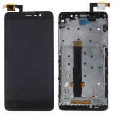 PANTALLA COMPLETA LCD + TACTIL + MARCO XIAOMI REDMI NOTE 3 NEGRO