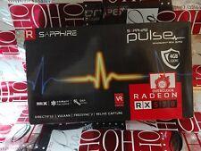 Sapphire 11266-04-20G Radeon PULSE RX 570 4GB GDDR5 DUAL HDMI / DVI-D / DUAL ...