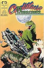 CADILLACS & DINOSAURS #1 1990 EPIC COMICS MARK SCHULTZ VF/NM 9.0