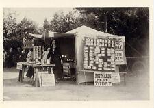 Bailey's Photographers, Bournemouth,England 1900•Flea Market Photo Postcard