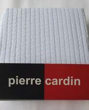 Coprimaterasso in spugna di Jersey Pierre Cardin per letto singolo. B146