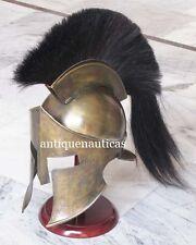 Medieval King Leonidas Greek Spartan Helmet 300 Movie Replica Role Play Costume