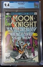 Moon Knight  7  Cgc 9.4
