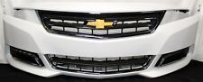 2014-2019 CHEVY IMPALA FRONT BUMPER ASSEMBLY OEM GM