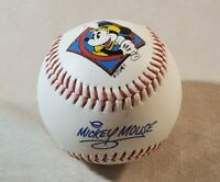Disney Collector Baseball Mickey, Donald, Goofy, Pluto Paw, Chip & Dale