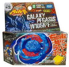 Takara Tomy Galaxy Pegasus / Pegasis W105R2F Metal Beyblade Bb-70 - Usa Seller