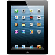 Apple iPad 2 16GB, Wi-Fi 3G Unlocked, 9.7in - Black Good Condition VAT INCLUDED