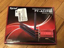 Fenvi FV-AC1900 BCM94360 802.11ac Wi-Fi PCI Express card – Windows, Linux, macOS