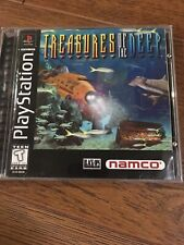 Treasures of the Deep (Sony PlayStation 1, 1997) Complete