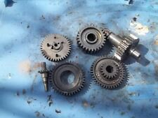 2001 BOMBARDIER TRAXTER 500 4WD ASSORTMENT OF GEARS