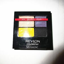 NEW REVLON COLORSTAY  16 HOUR EYE SHADOW   583  EXOTIC   SEALED