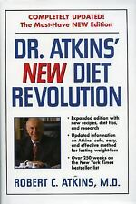 Dr. Atkins' New Diet Revolution, Revised Edition-ExLibrary