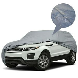 [PSD] Supreme Full Car Cover Ultimate Waterproof SUV Cover for 2010 Acura MDX