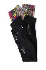Lululemon Ultracor Womens High Waist Bike Short Leggings Black Size XS lot 3