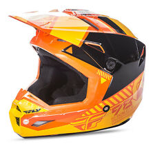 Fly Racing Kinetic Elite Onset Helmet Motocross Dirt Bike Offroad MX ATV UTV MTB