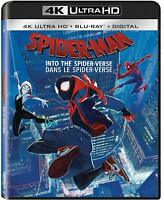 Spider-Man: Into The Spider-Verse - 4K UHD + Blu-ray (2019)