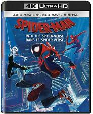 Spider-Man: Into The Spider-Verse - 4K UHD + Blu-ray (2019)