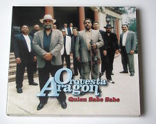 ORQUESTA ARAGON .... QUIEN SABE SABE .... DIGIPACK CD