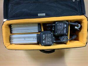 dedolight DLH200SDT Tageslicht- / Kunstlicht-Softlight 200W inkl. Zubehör (#86)