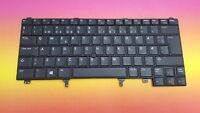 Tastatur Norwegian Dell Latitude E6220 E6420 Norsk Windows 8 0KRYJ5 Backlight