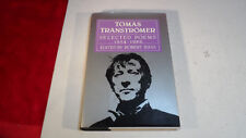 Tomas Transtromer: Selected Poems, 1954 - 1986 - Signed by Tomas Transtromer