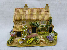 Lilliput Lane Bring Forth Sping Flowers Cottage 2011 British Collection L3417
