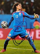 d48fec2bdae Guillermo Memo Ochoa Signed Autographed Team Mexico 8x10 Photo FIFA world  cup 18