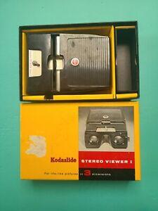 Kodaslide Stereo Viewer 1 in Original Box