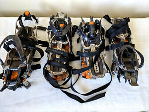 LOT OF 8 - Black Diamond Contact Climbing Crampons