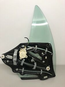 Mercedes CLK C209 2008 Rear Right Window Mechanism  Glass Window Regulator Motor