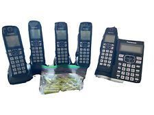 See Note Panasonic Kx-Tgf575S Dect 6.0 Plus Link to Cell Bluetooth System