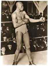 116 Jack Johnson Boxing vintage Photo Print A4