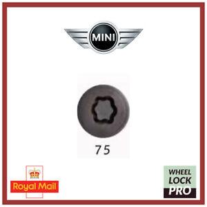 New Mini Cooper Clubman Countryman Locking Wheel Nut Bolt Key 75 - UK Seller