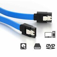 Cable nappe SATA Interne Câble Data pour disque dur,  SSD, graveur  NEUF