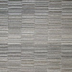 """Couristan Cape Fayston Silver & Charcoal Indoor/Outdoor Rug, 2'3""""x7'10"""" Rn"""