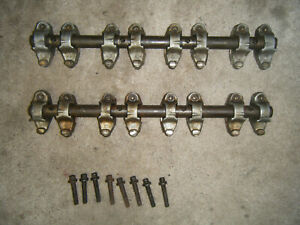 NOS 1956-1964 FORD VALVE ROCKER ARM ADJUSTING SCREW LOT OF 15 B6A-6549-C NIB
