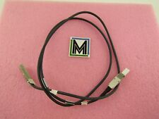 "IBM 46X0726 QSFP- TO CX4 DDR CABLE 2135148-1 6.5FT 6.5"" 6.5 FEET"