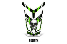 SIKSPAK Ski-Doo Rev XR Hood Decal Graphic Kit Sled Snowmobile Wrap 2013+ RB GRN