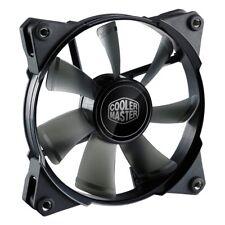 CoolerMaster 120MM 2000RPM Long-Life Sleeve Bearing Fan - Black