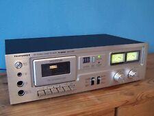 Telefunken TC 450m High End HiFi-High com estéreo-videocasetes-deck, superclase