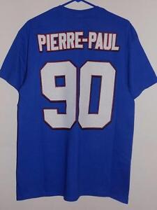 New York Giants t shirt Jason Pierre-Paul Eligible Receiver II blue NWT
