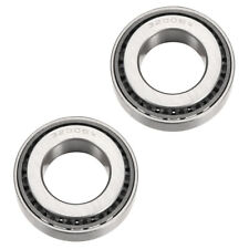 32005x Tapered Roller Bearing Cone Set 25mm Bore 47mm OD 15mm Thickness 2pcs