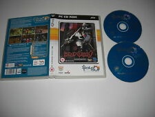 Blood Omen 2 II PC CD ROM so-el legado de Kain Series-Rápido Post
