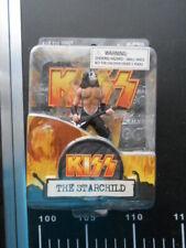 🎸 KISS The Starchild PAUL STANLEY Mini Figure Super Stars Action Set 🎸