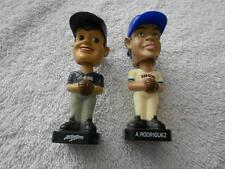 2002 Fotoball Mini Baseball Player Bobbleheads Rodriguez